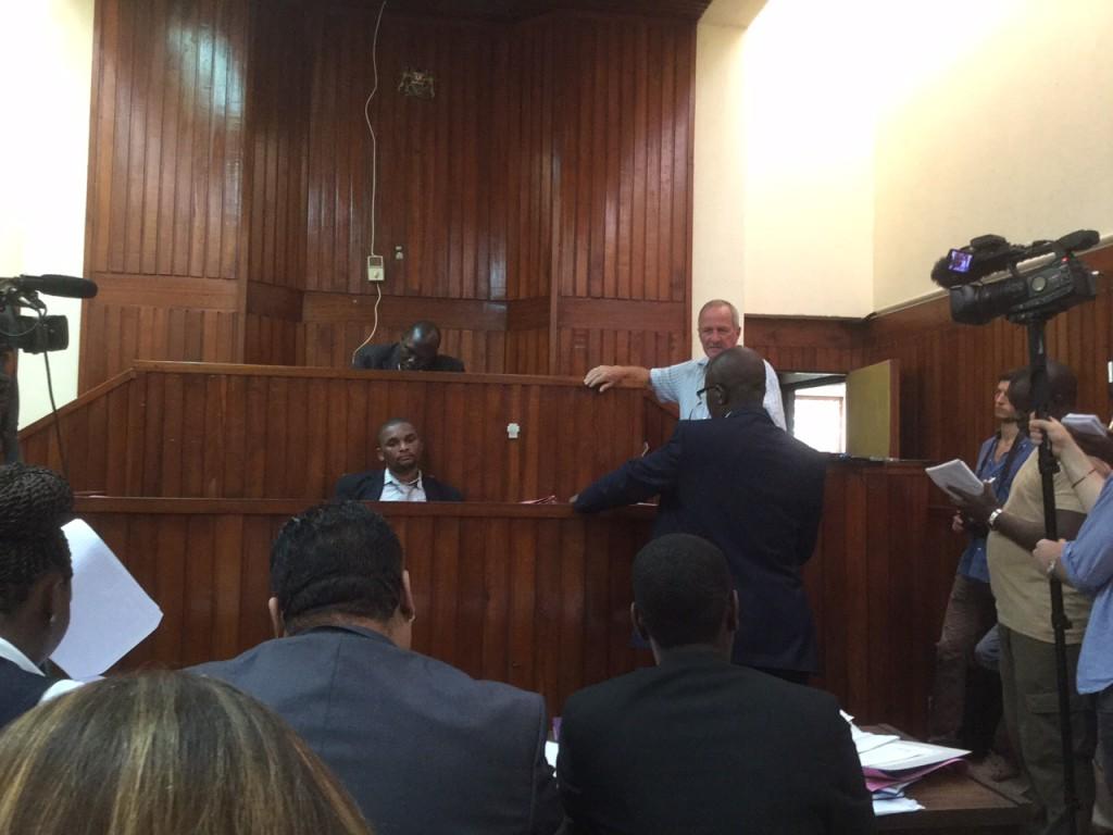 Court 3 - live evidence
