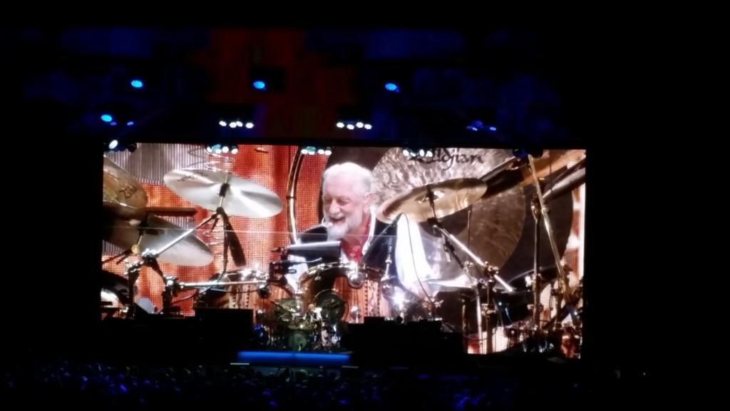 Mick Fleetwood Drum Solo - Fleetwood Mac- 24th June - his birthday