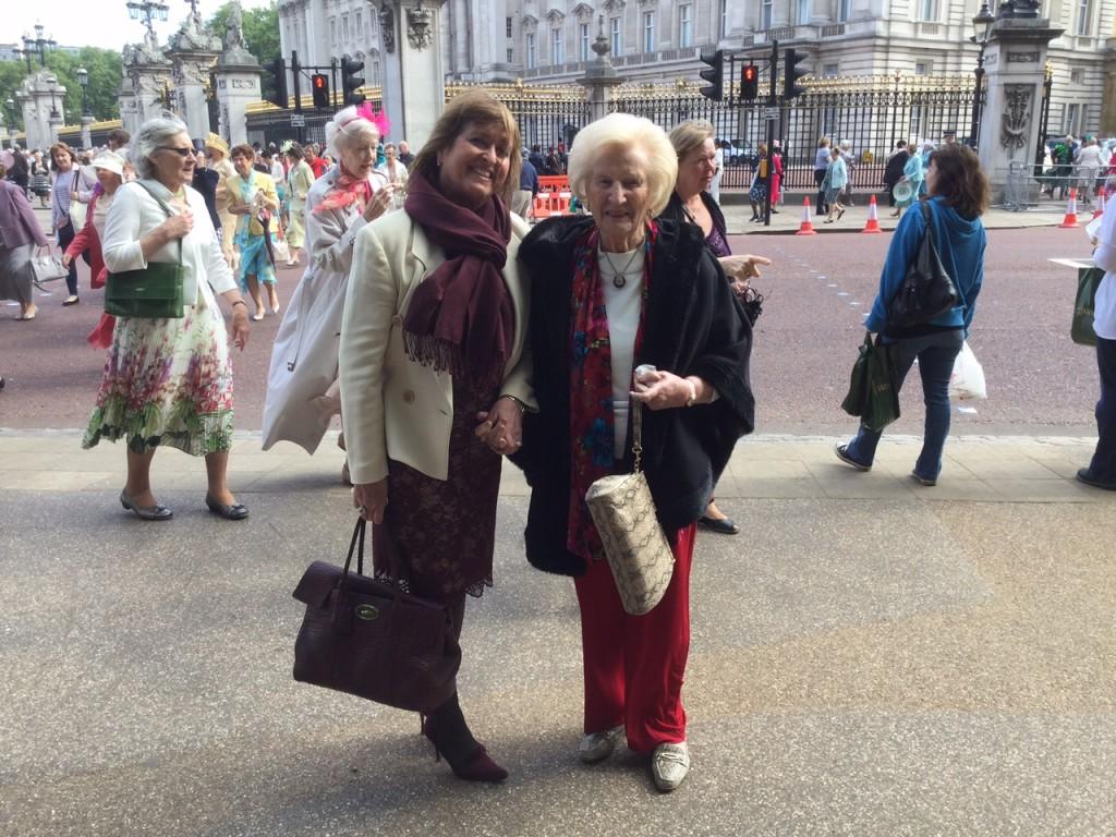 Buckingham Palace - Women's Institute Garden Party